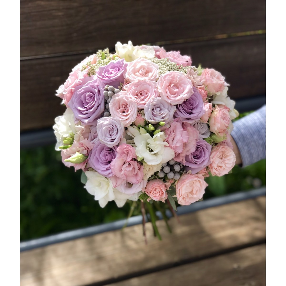 Свадебный букет №622